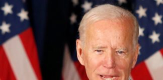 Joe Biden Tried To Pose Himself as Experienced and Determined Leader in His 1st In-Person Appearance