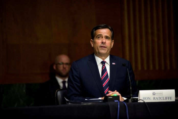What is known about John Ratcliffe, Trump's controversial ally who is now the head of US intelligence?