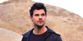 Taylor Lautner Is Selling His Clothes to Raise Money for COVID-19