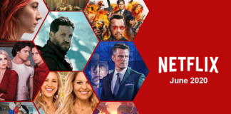 All new movies coming to Netflix in June 2020