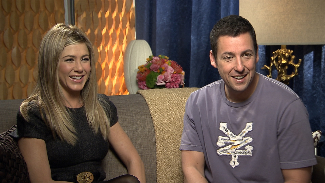 Jennifer Aniston Ended Up Such Close Friends With Adam Sandler: Let's Check it out